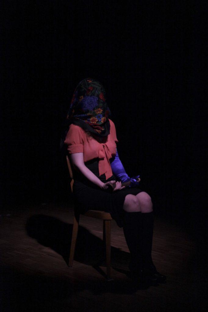 Alice Kemp . Untitled with Sleep Stick
